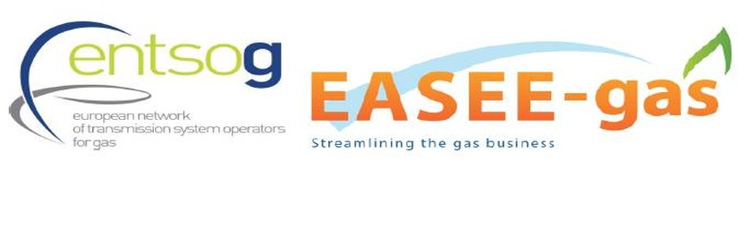 EASEE-gas and ENTSOG conclude agreement on the development of data exchange messages