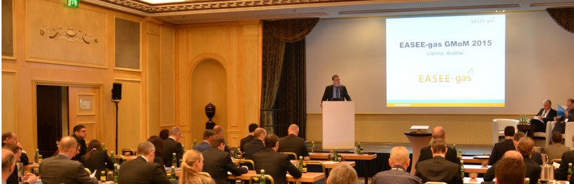 Cyber security and geopolitics debated during general meeting of EASEE-gas in Vienna