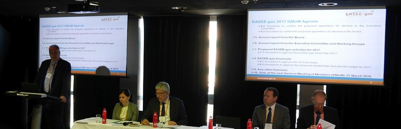 EASEE-gas annual general meeting held successfully in Spain
