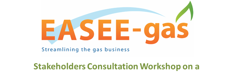 EASEE-gas consulted stakeholders on the role model for the gas sector in Brussels on 12 May