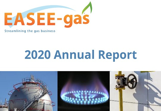 EASEE-gas Annual Report